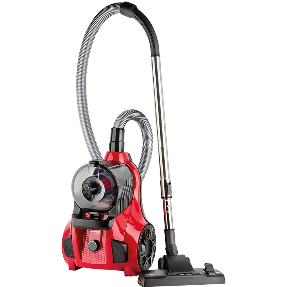 36 47 003 Aspiradora cilíndrica 2L 900W A Negro, Rojo aspiradora, Aspiradora de suelo