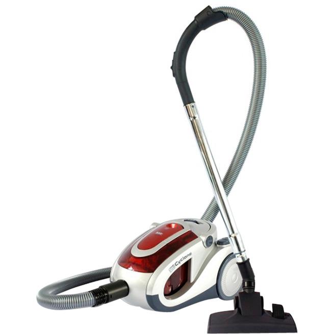 BL 181 750 W A Aspiradora cilíndrica 1 L Rojo, Plata, Aspiradora de suelo