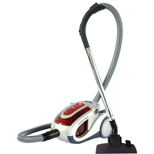 BL 181 Aspiradora cilíndrica 1L 750W A Rojo, Plata, Aspiradora de suelo