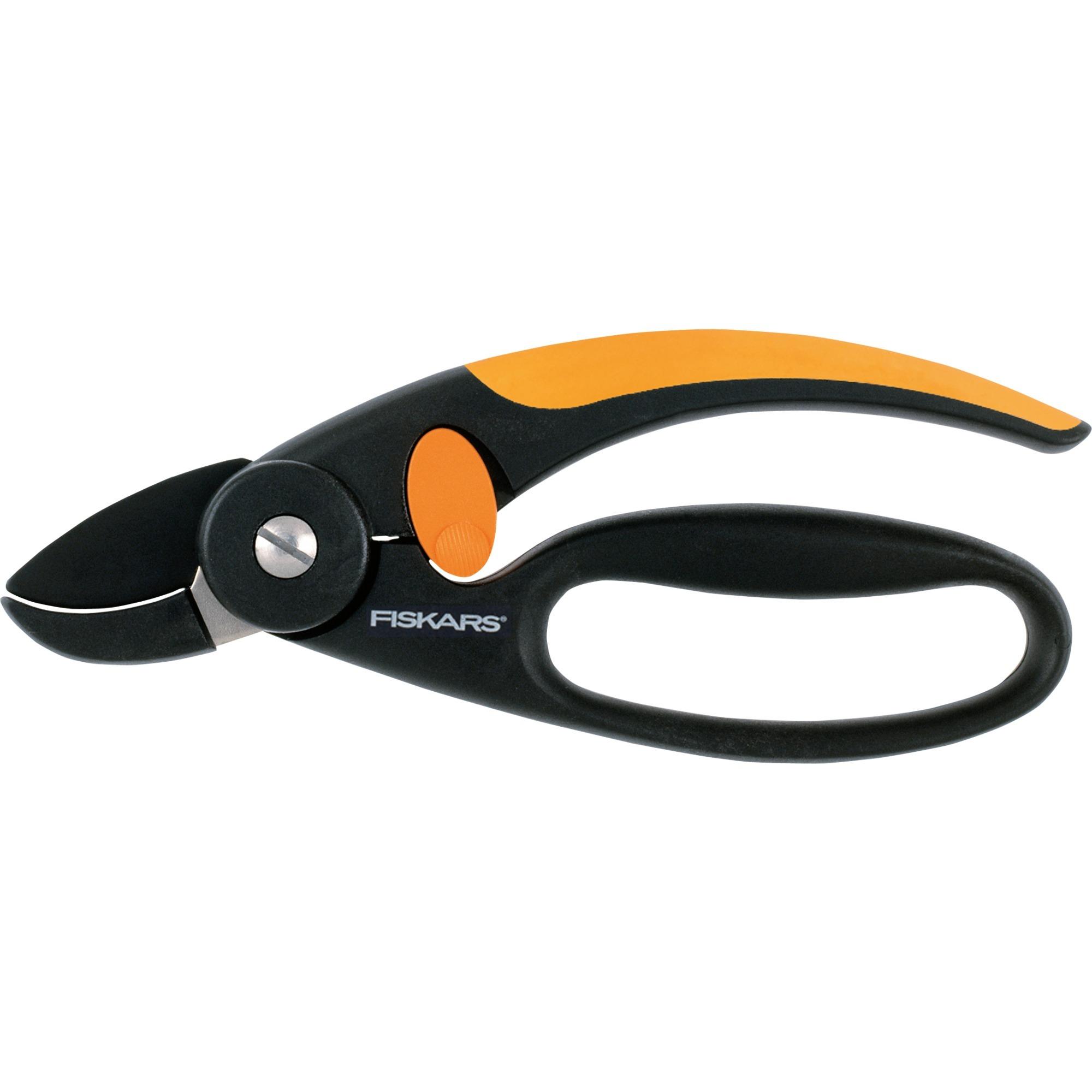 1001535 Anvil Negro / Naranja tijeras de podar