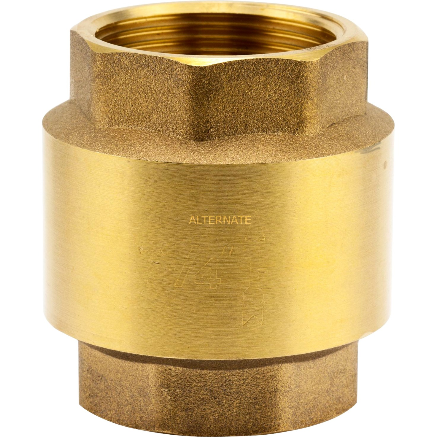 7232-20 valve, Herrajes técnicos