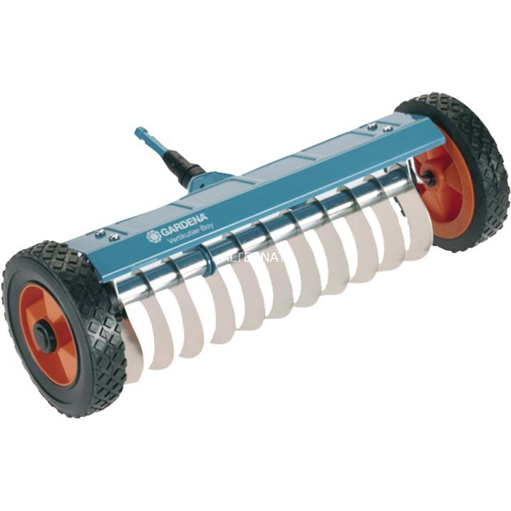 Escarificador con ruedas combisystem