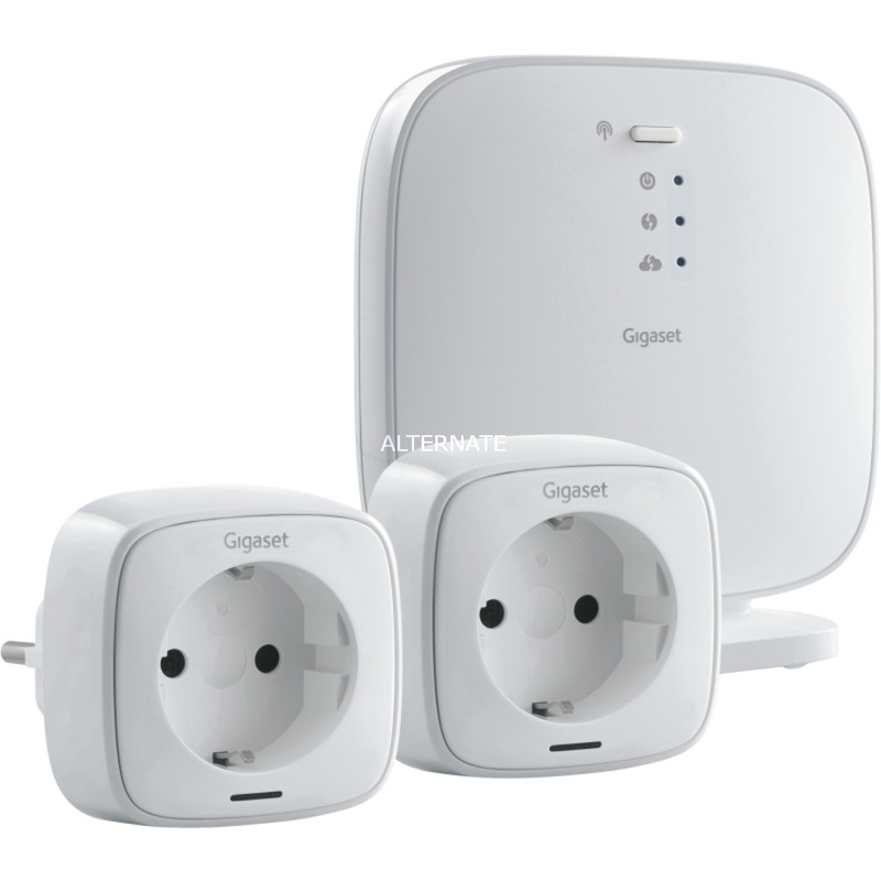 Elements Plug Pack 2300W Blanco enchufe inteligente, Conjunto