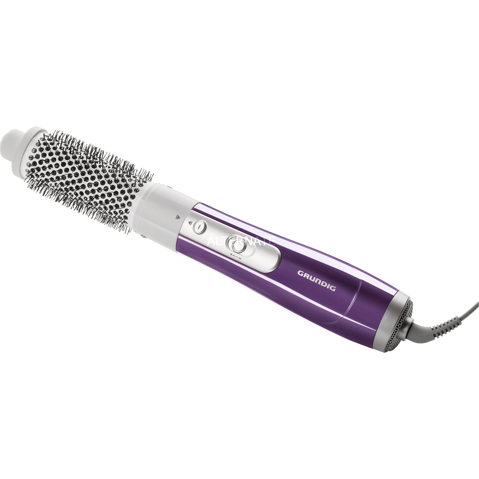 HS 4023 Cepillo de aire caliente Caliente Púrpura, Plata 800 W, Rizador de pelo