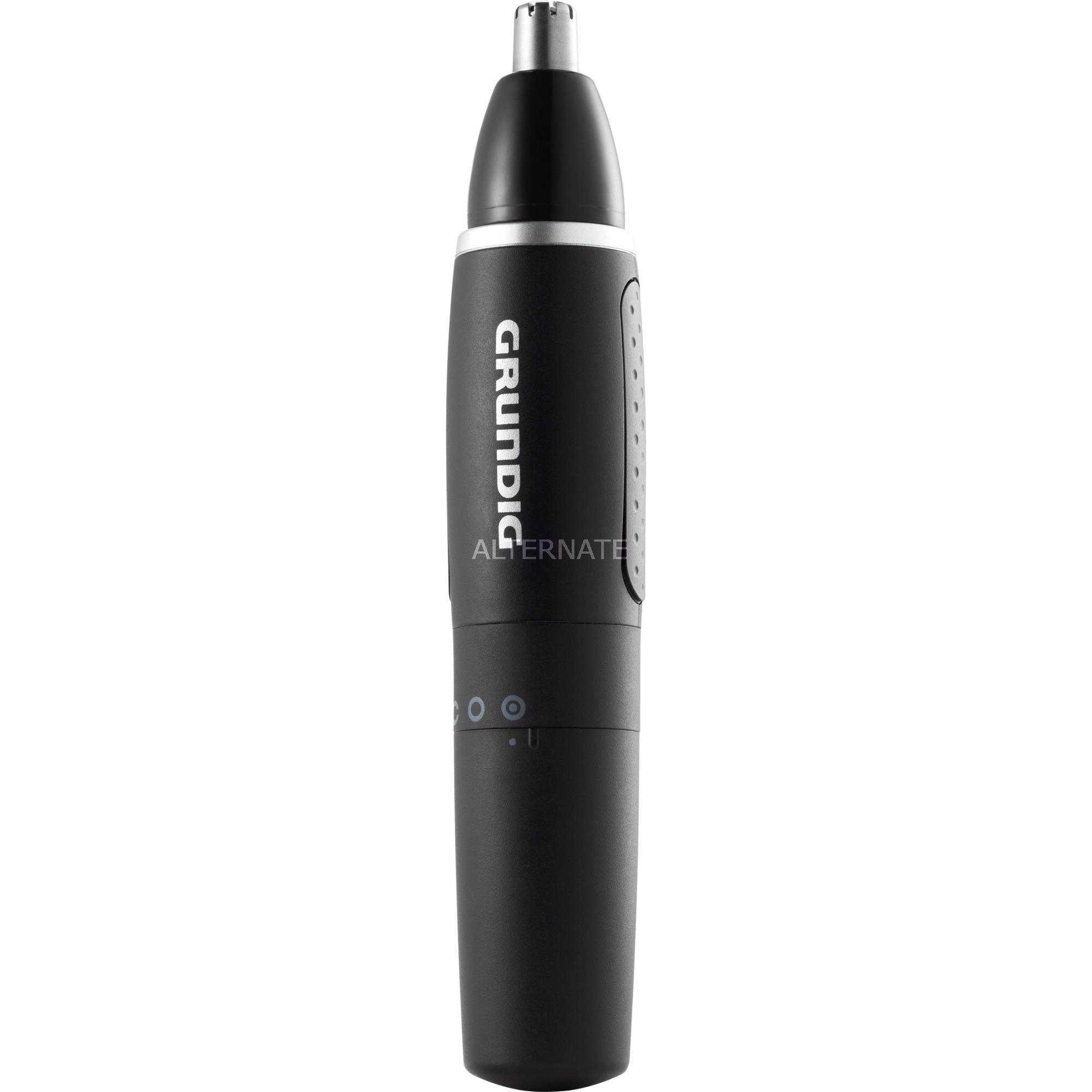 MT 5810 depiladora de precisión Negro, Plata, Cortapelos de nariz /oreja