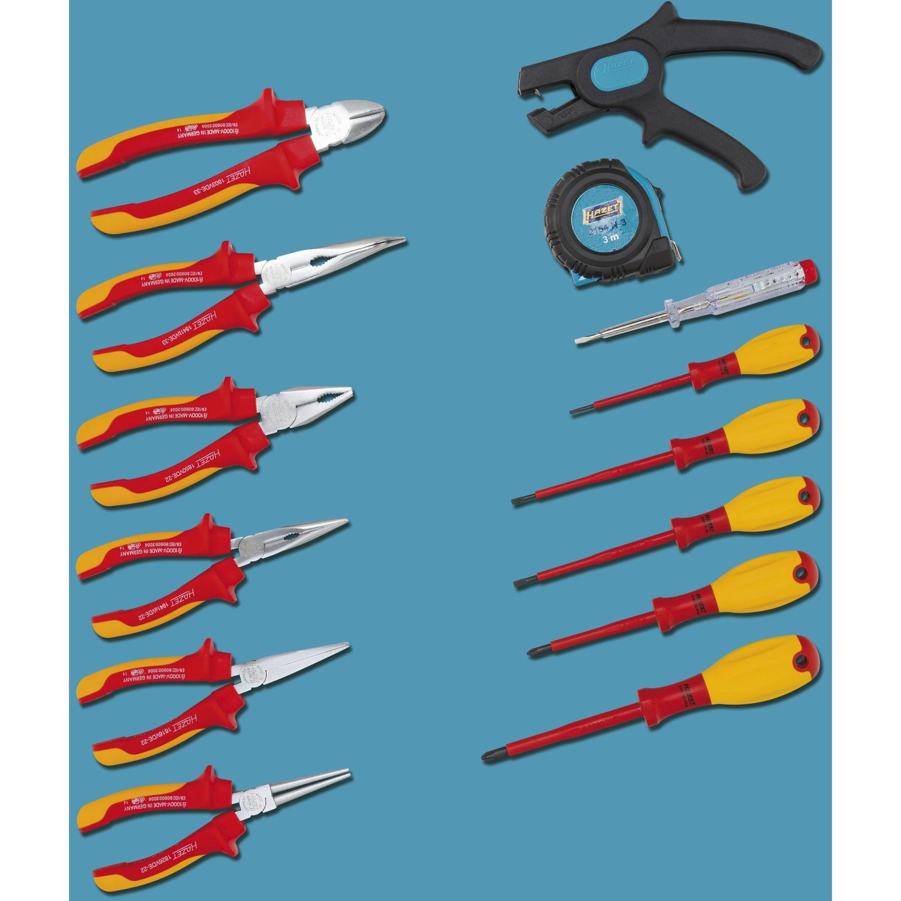 0-20/14, Kit de herramientas