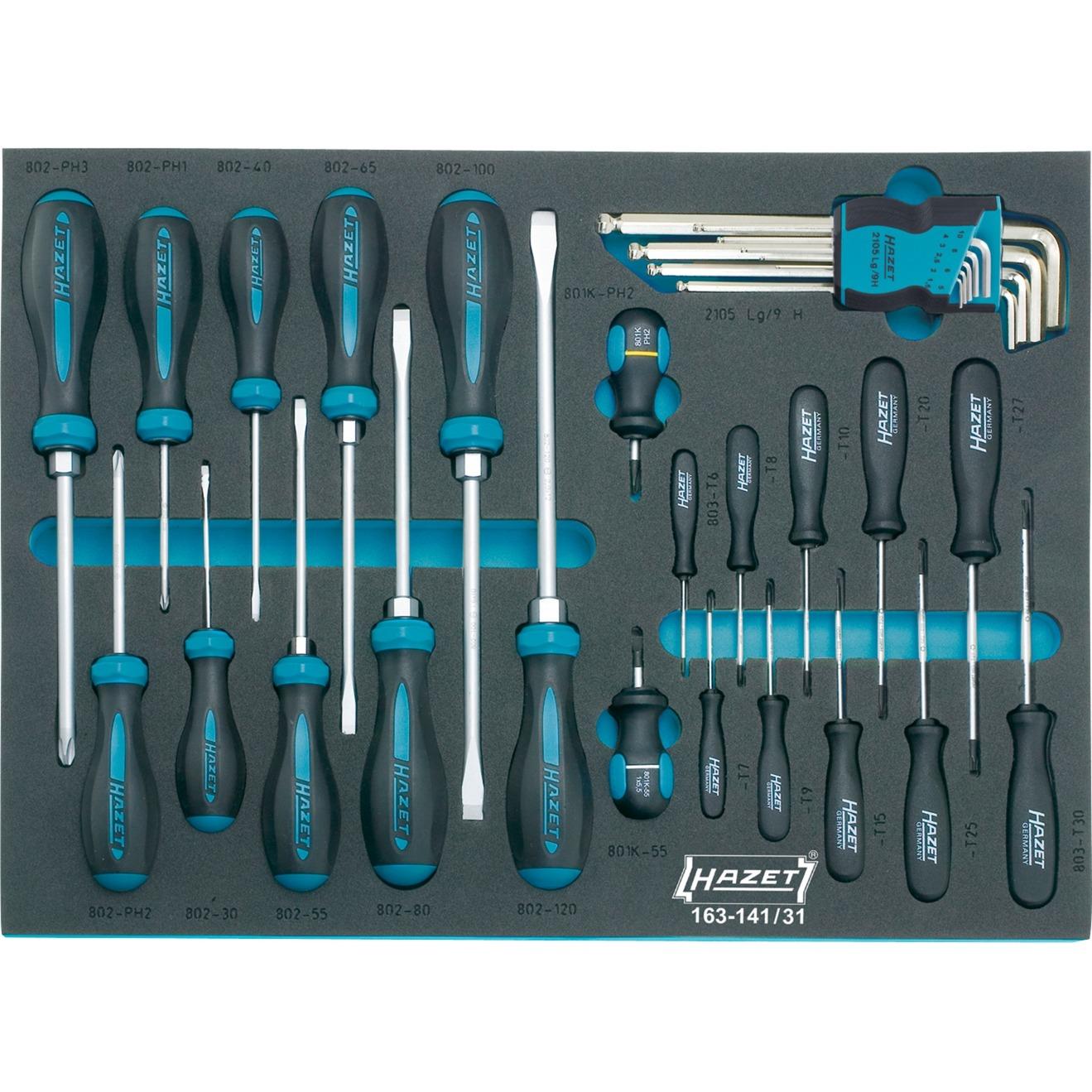 163-141/31, Kit de herramientas