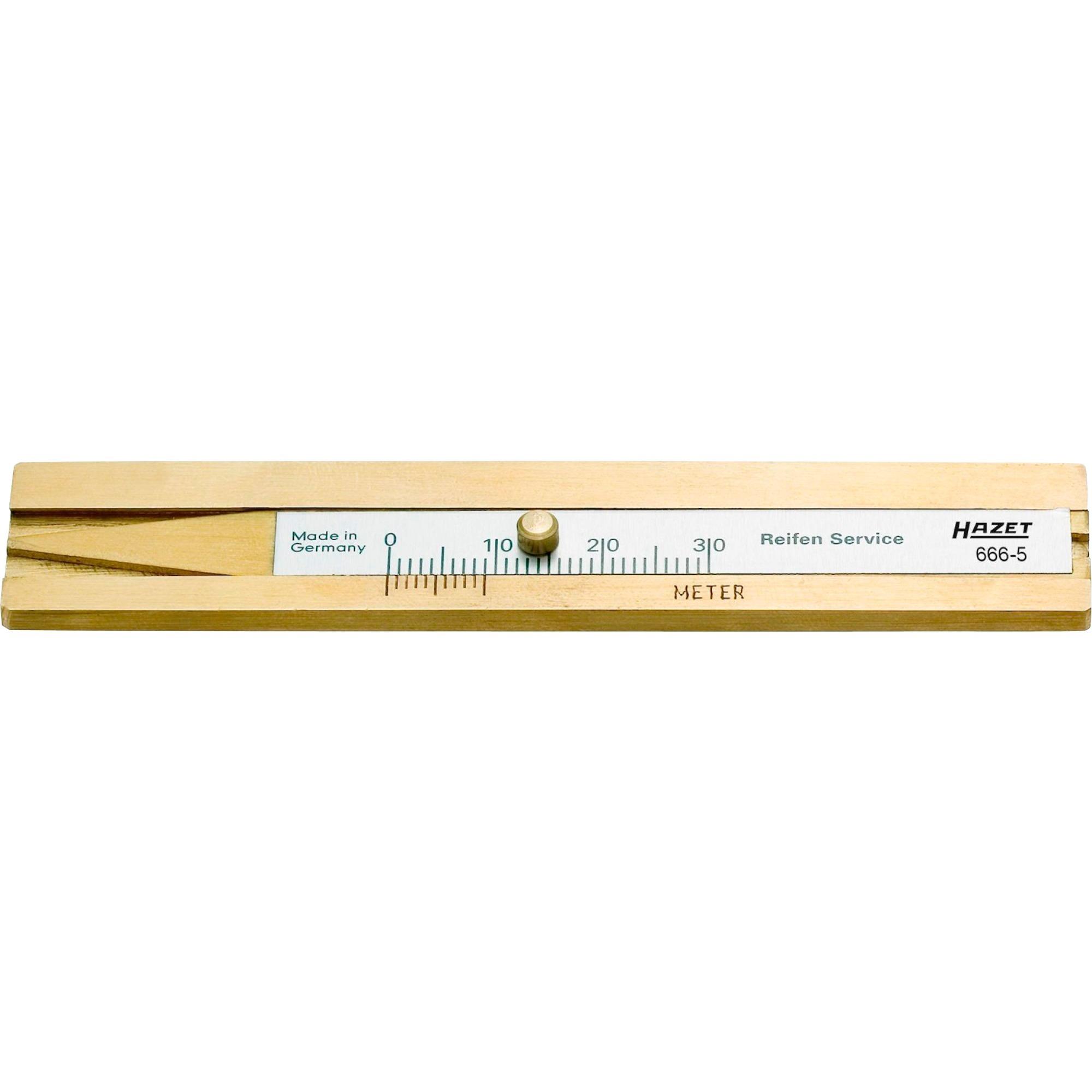 666-5, Instrumento de medición