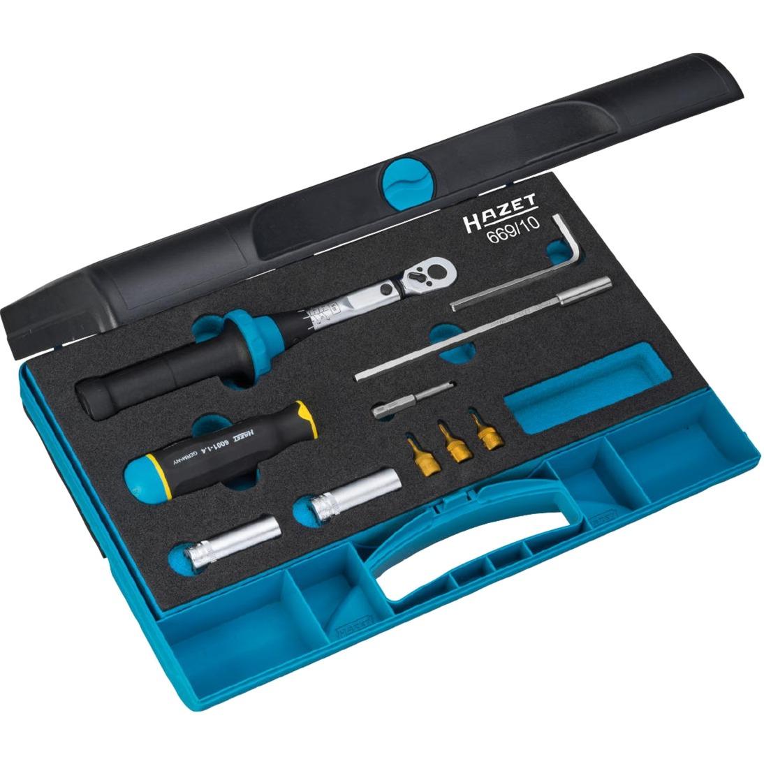 669/10, Kit de herramientas