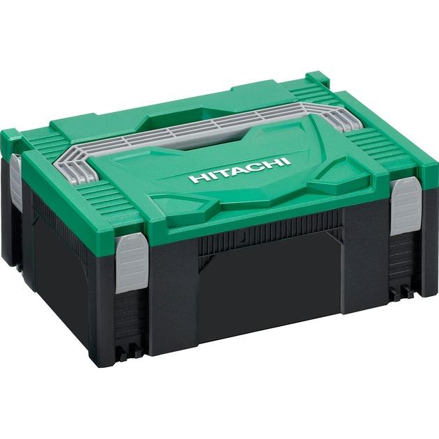 402539 Tool box Negro, Verde caja de herramientas