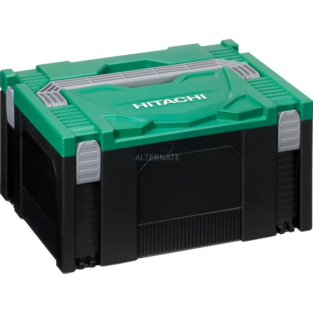 402540 Tool box Negro, Verde caja de herramientas
