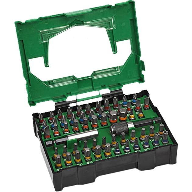 Bit Box II 60 piezas