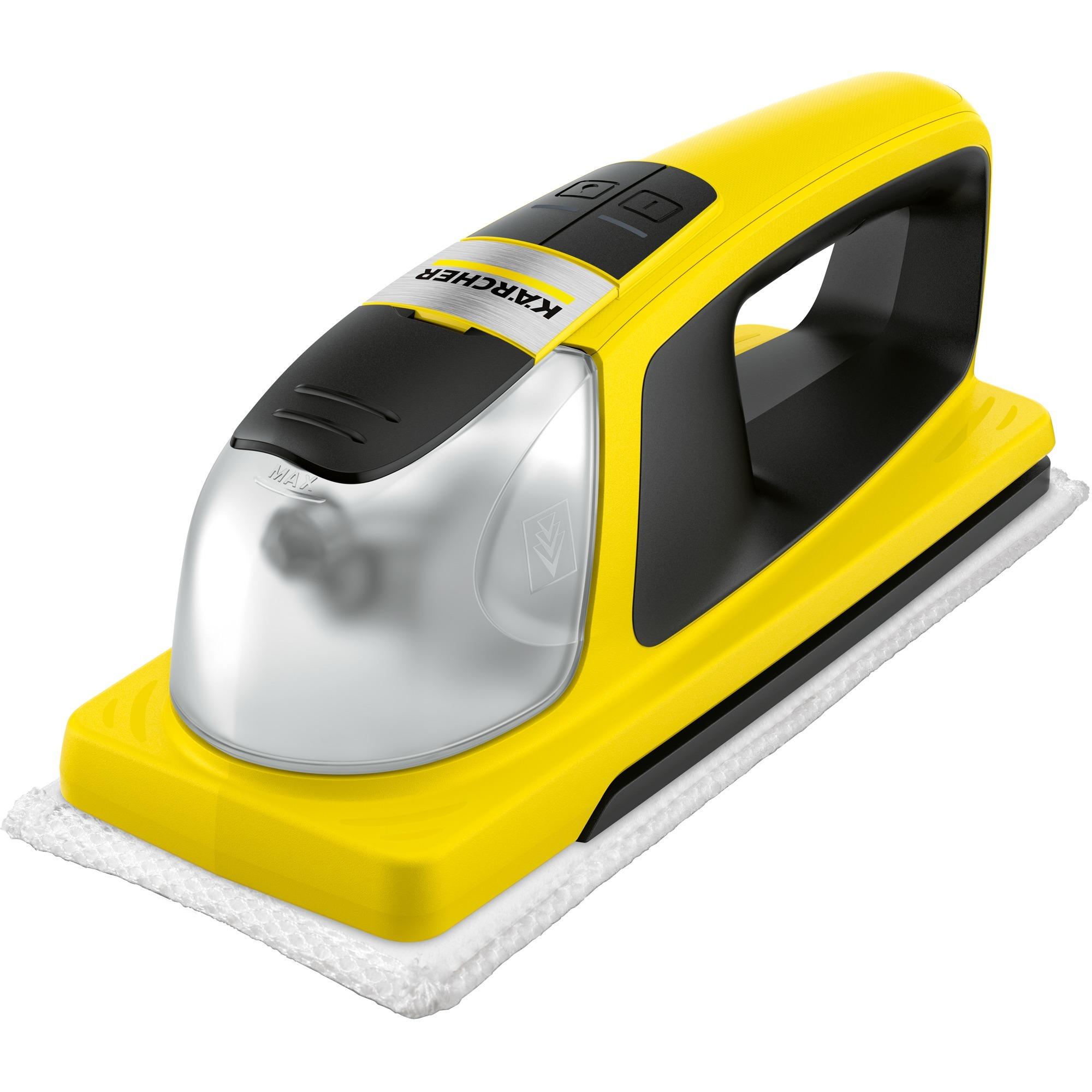 1.633-920.0 limpiador eléctrico ventana Negro, Amarillo 0,02 L, Limpiador de ventanas