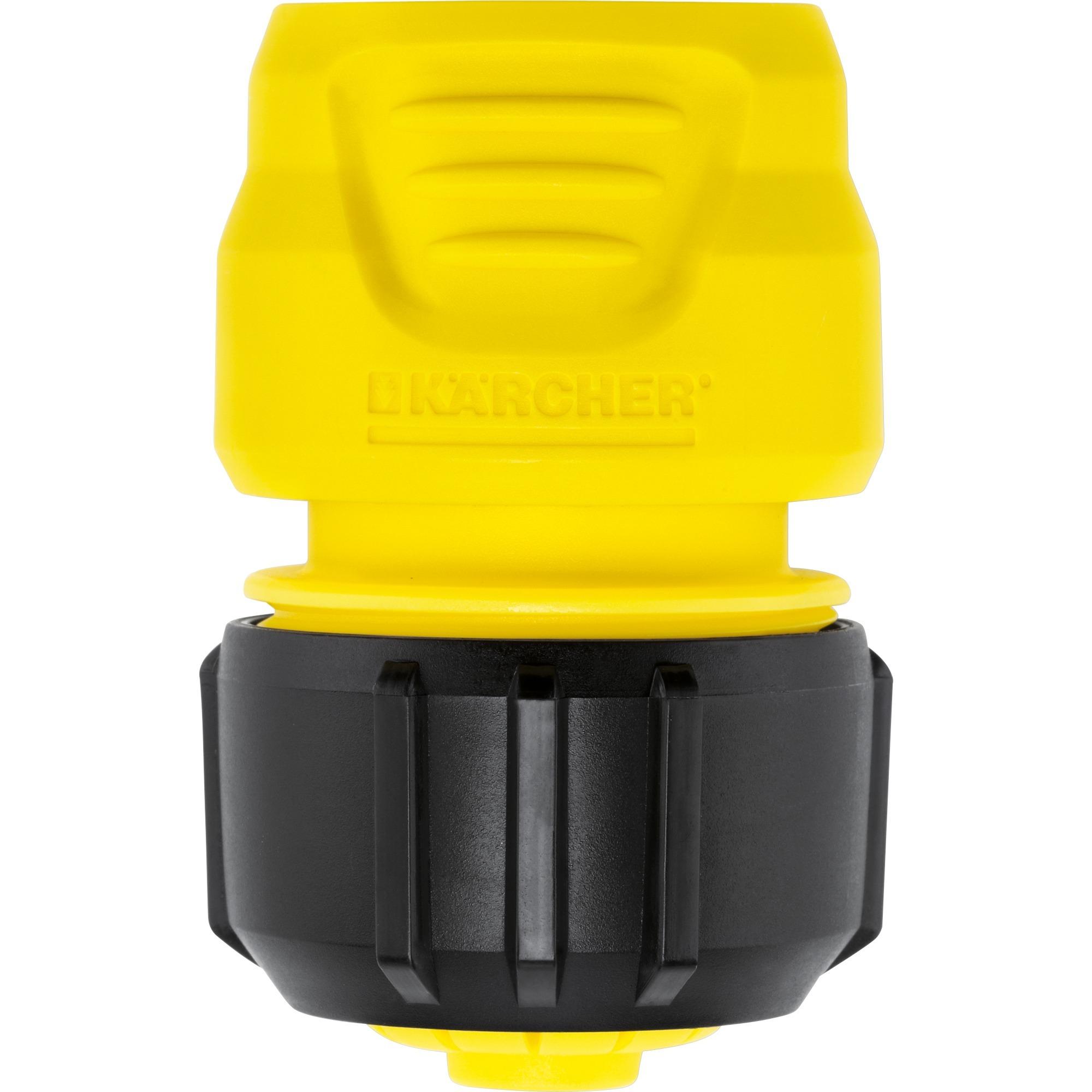 2.645-201.0 Negro, Amarillo 1pieza(s) accesorio para manguera, Pieza de manguera