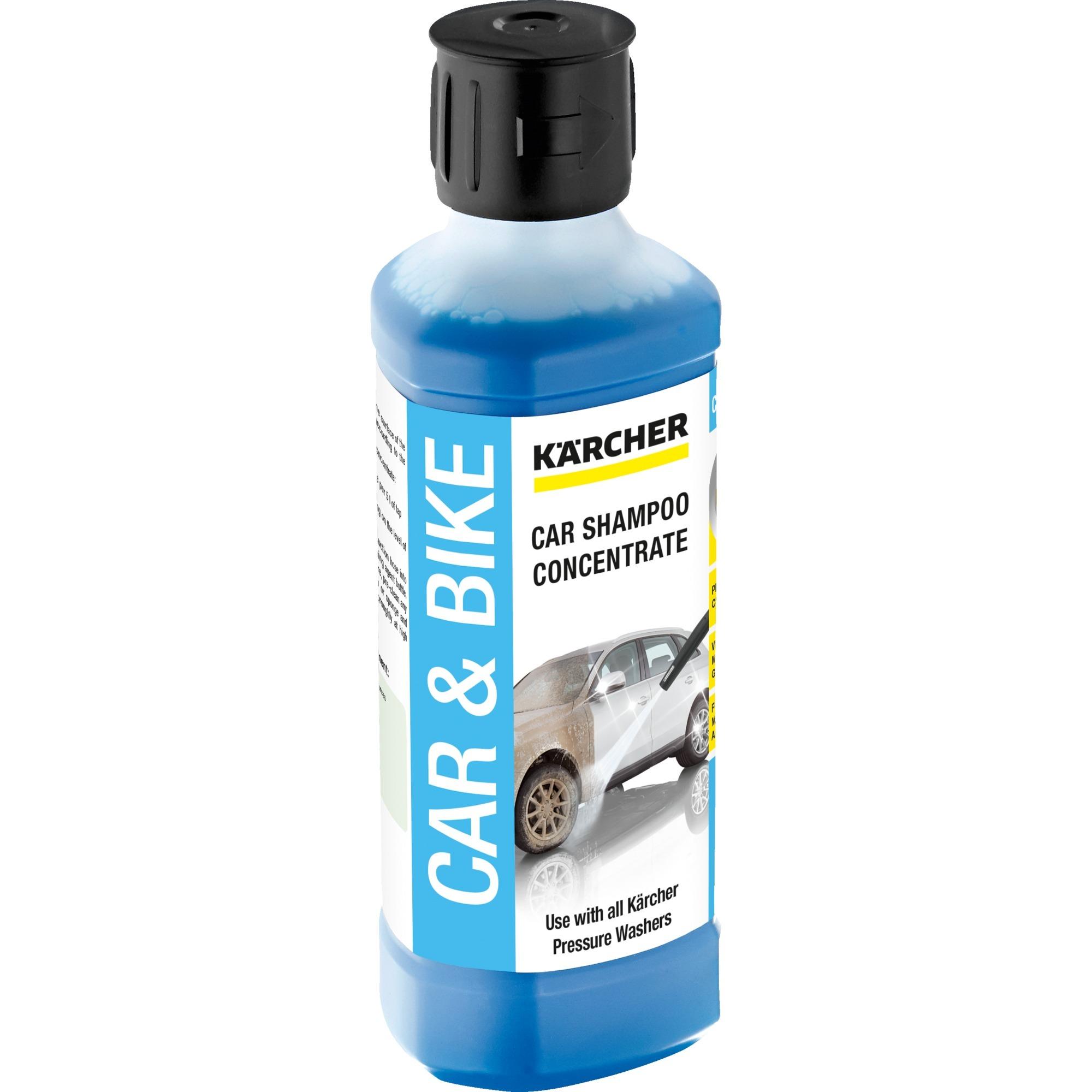 6.295-843.0 kit de lavado de coche Universal Champú 500 ml, Productos de limpieza