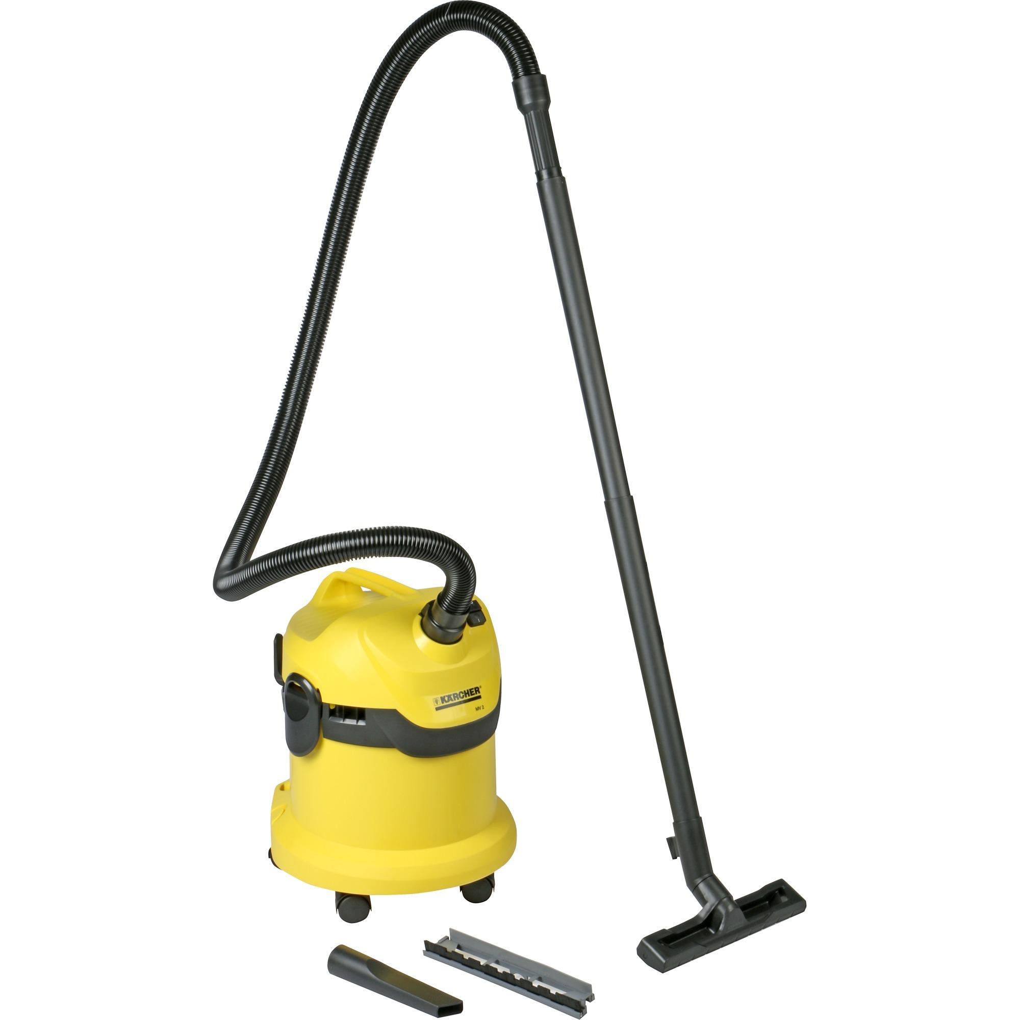 Aspirador seco/húmedo MV 2