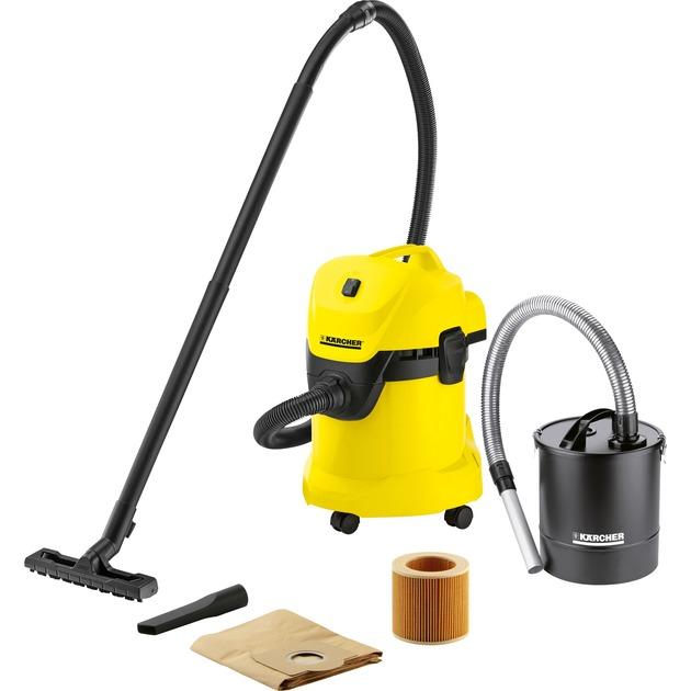 Aspirador seco/húmedo MV 3 Fireplace Kit