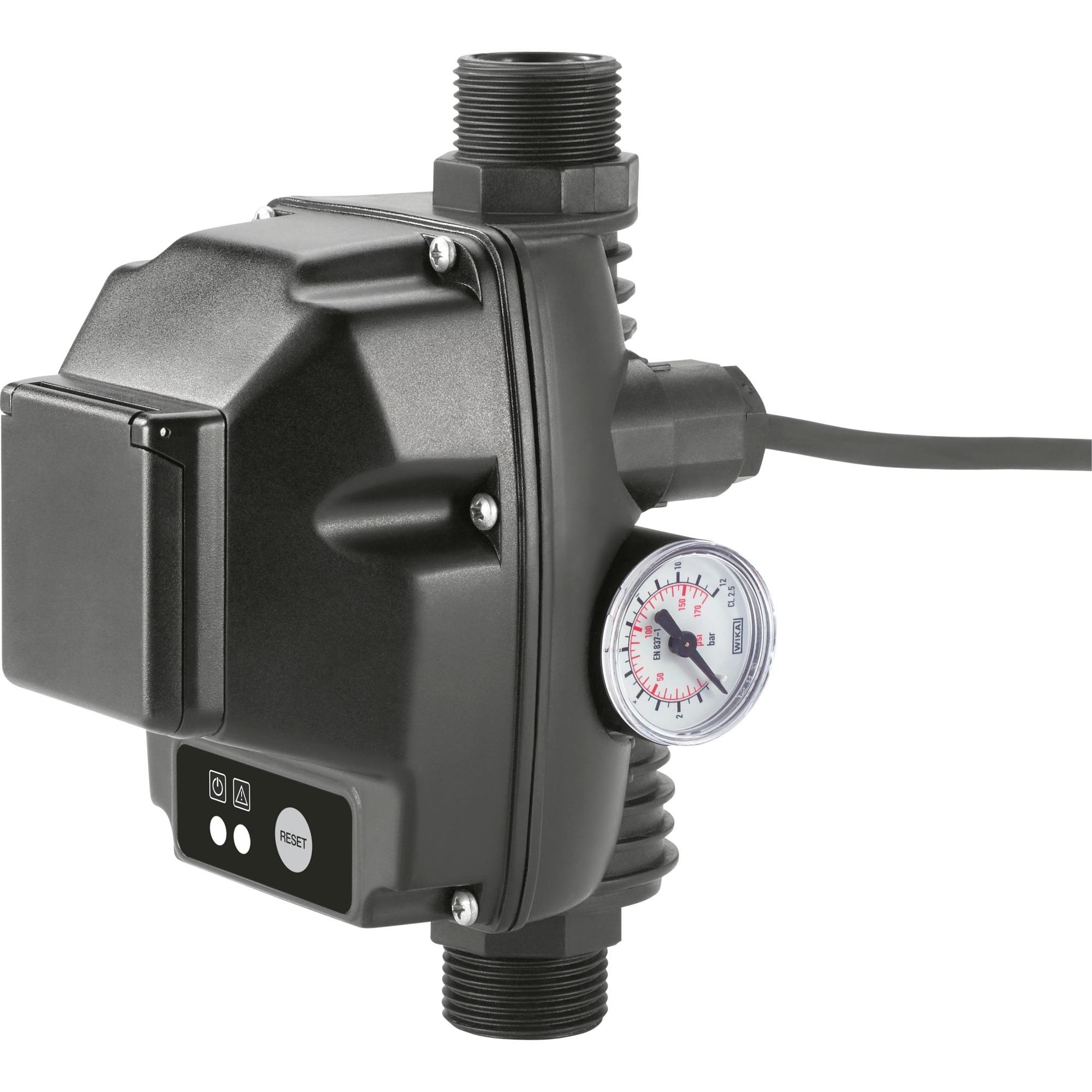 Boton electrico de presión de seguridad para seco