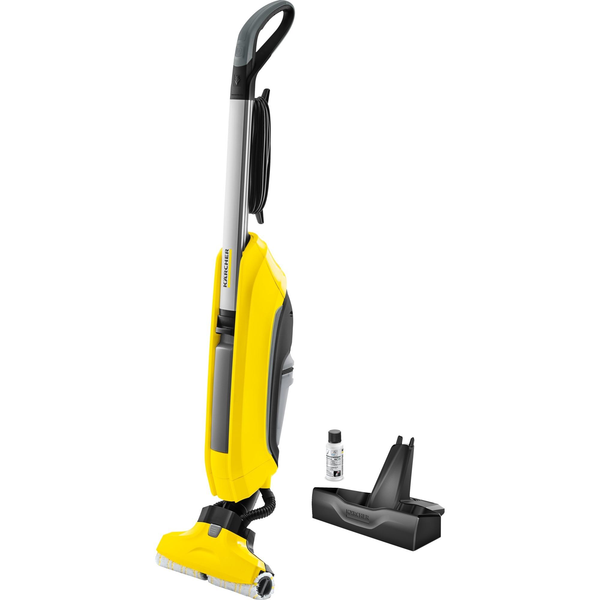 FC 5 Sin bolsa Negro, Amarillo 0,4 L, Detergentes para suelos duros