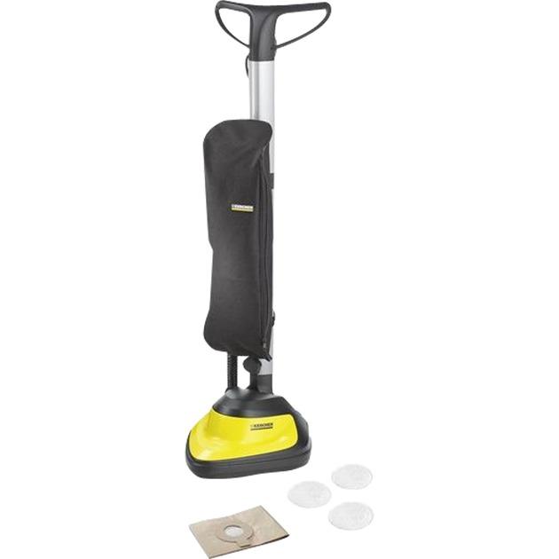 FP 303 1000RPM Negro, Amarillo pulidor de suelo