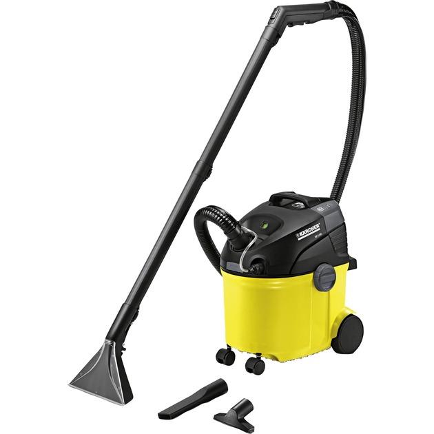 SE 5.100 1400 W Aspiradora cilíndrica Seca y húmeda Bolsa para el polvo