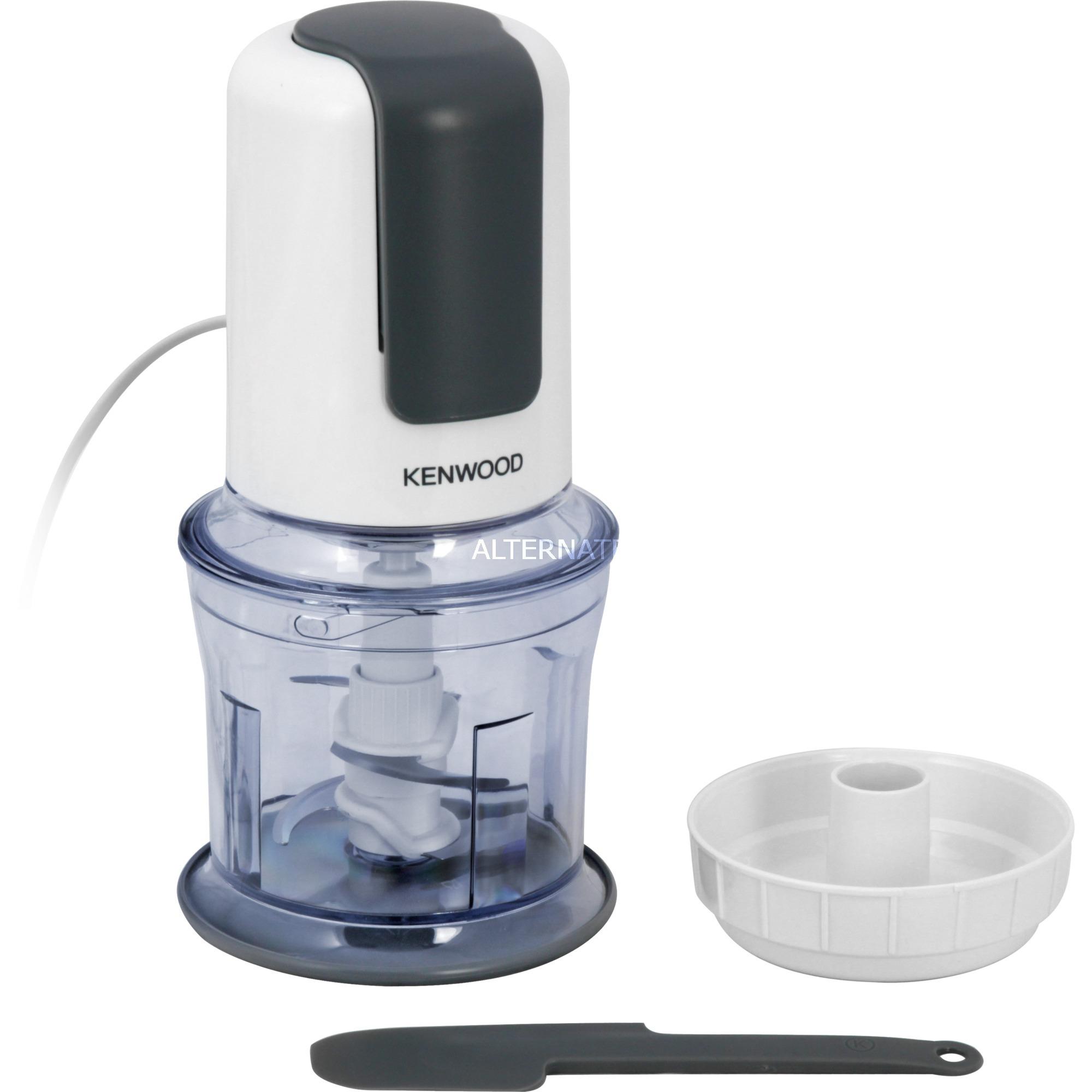 CH580 picadora eléctrica de alimentos 0,5 L Blanco 450 W, Trituradora