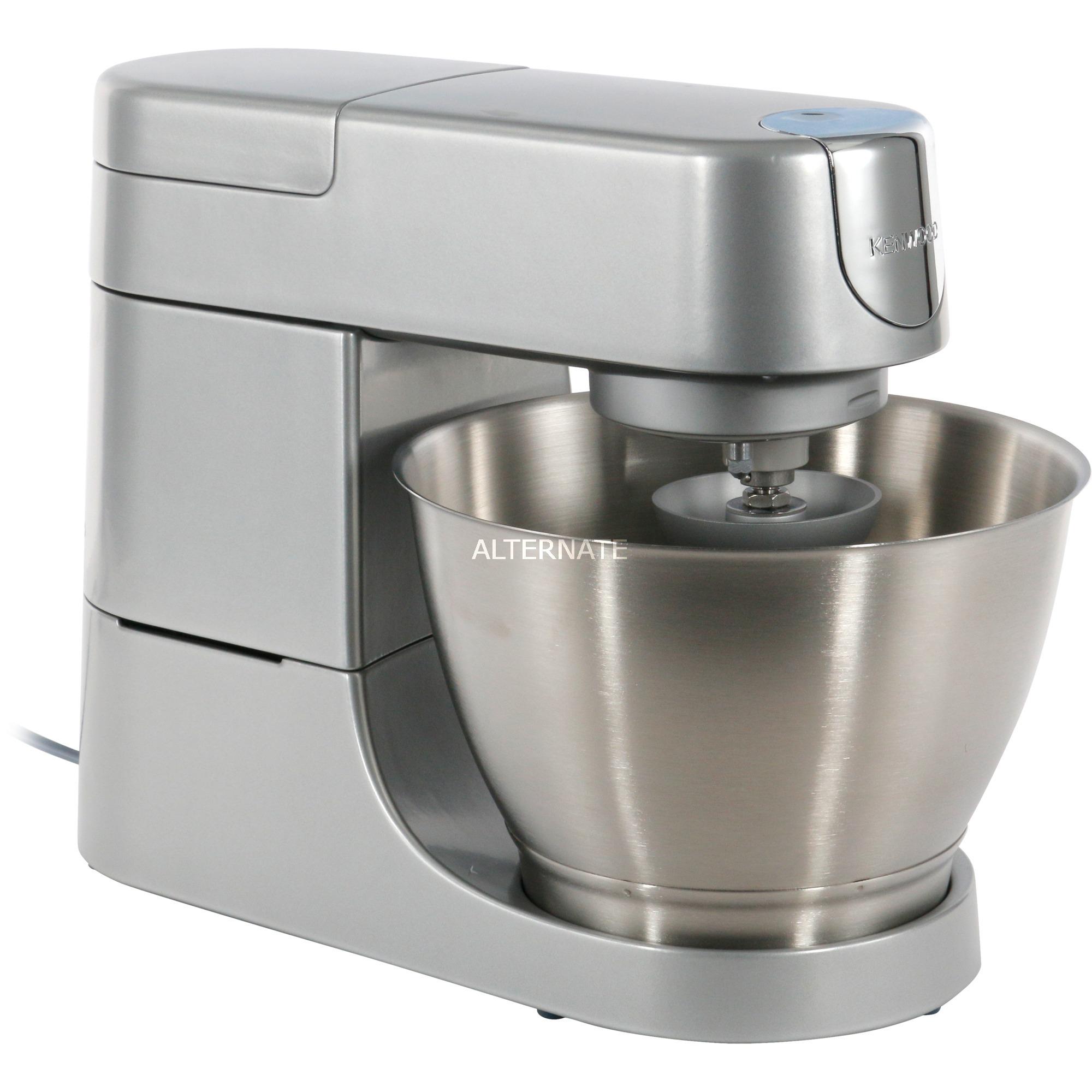 Chef KVC3100S 1000W 4.6L Plata robot de cocina