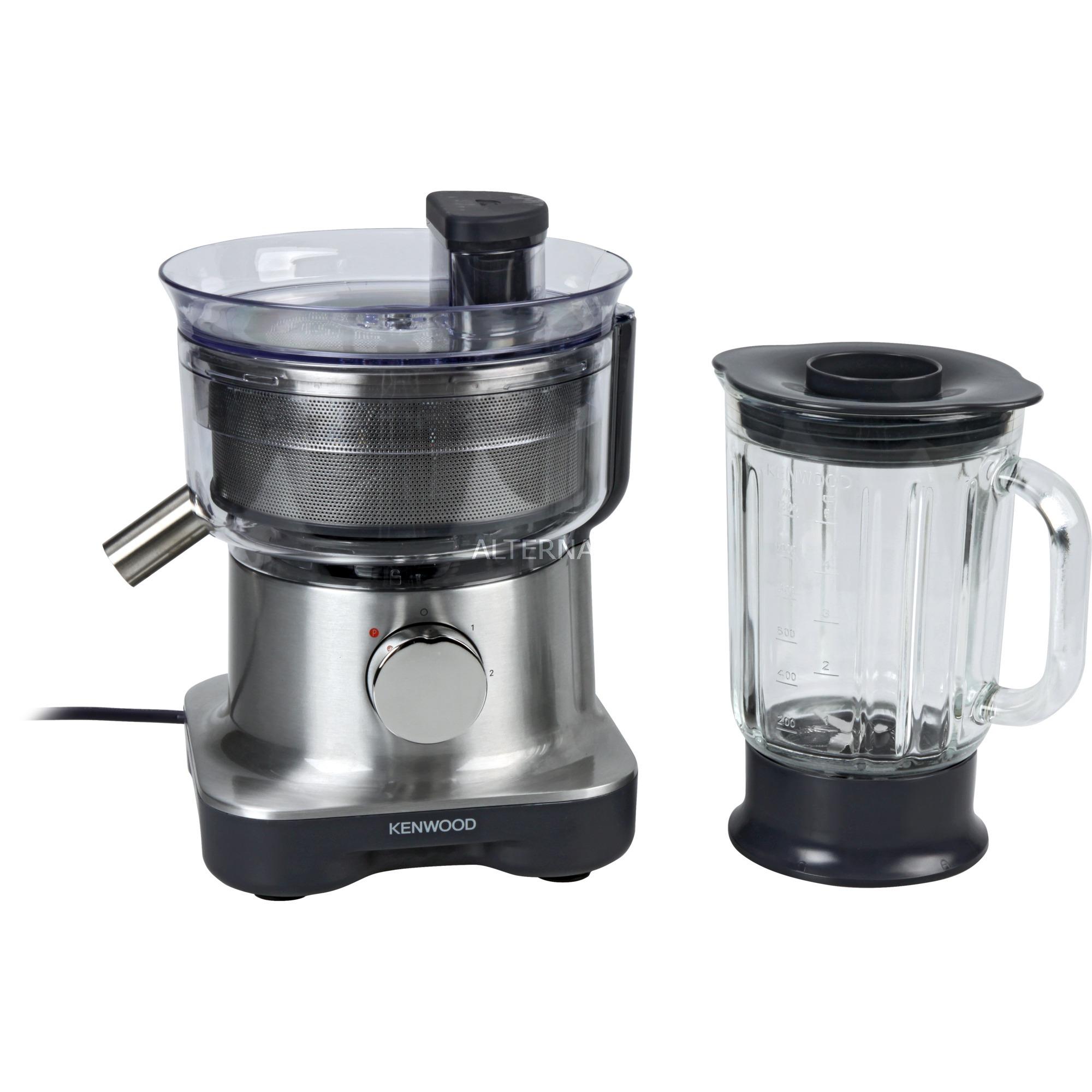 FPM270 750W 2.1L Negro, Transparente robot de cocina