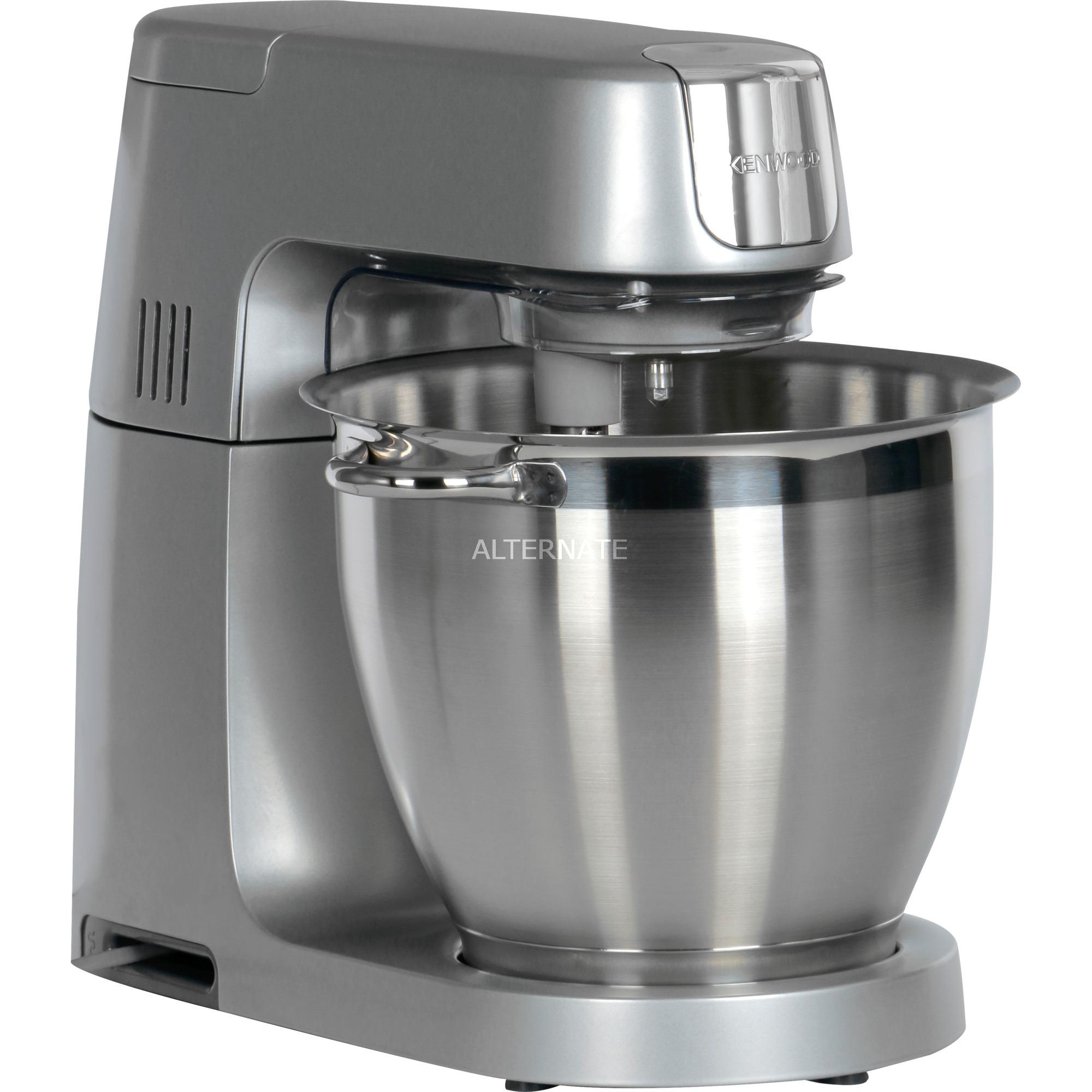 KVL6320S 1400W 6.7L Plata robot de cocina