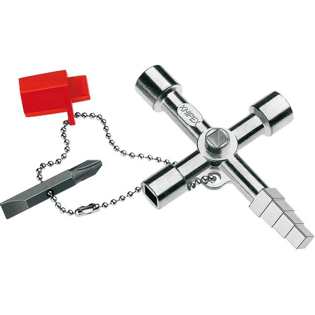 00 11 04 llave para armario de control, Llave de tubo