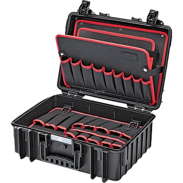 00 21 35 LE caja de herramientas Negro Polipropileno (PP)