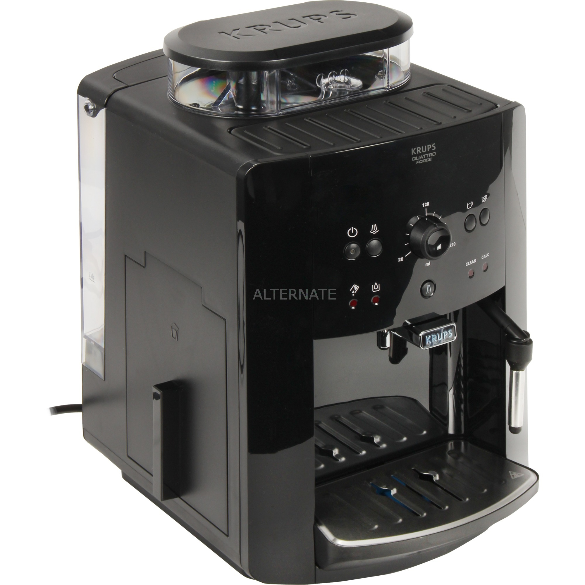 Arabica EA8110 cafetera eléctrica Independiente Máquina espresso 1,7 L Totalmente automática, Superautomática