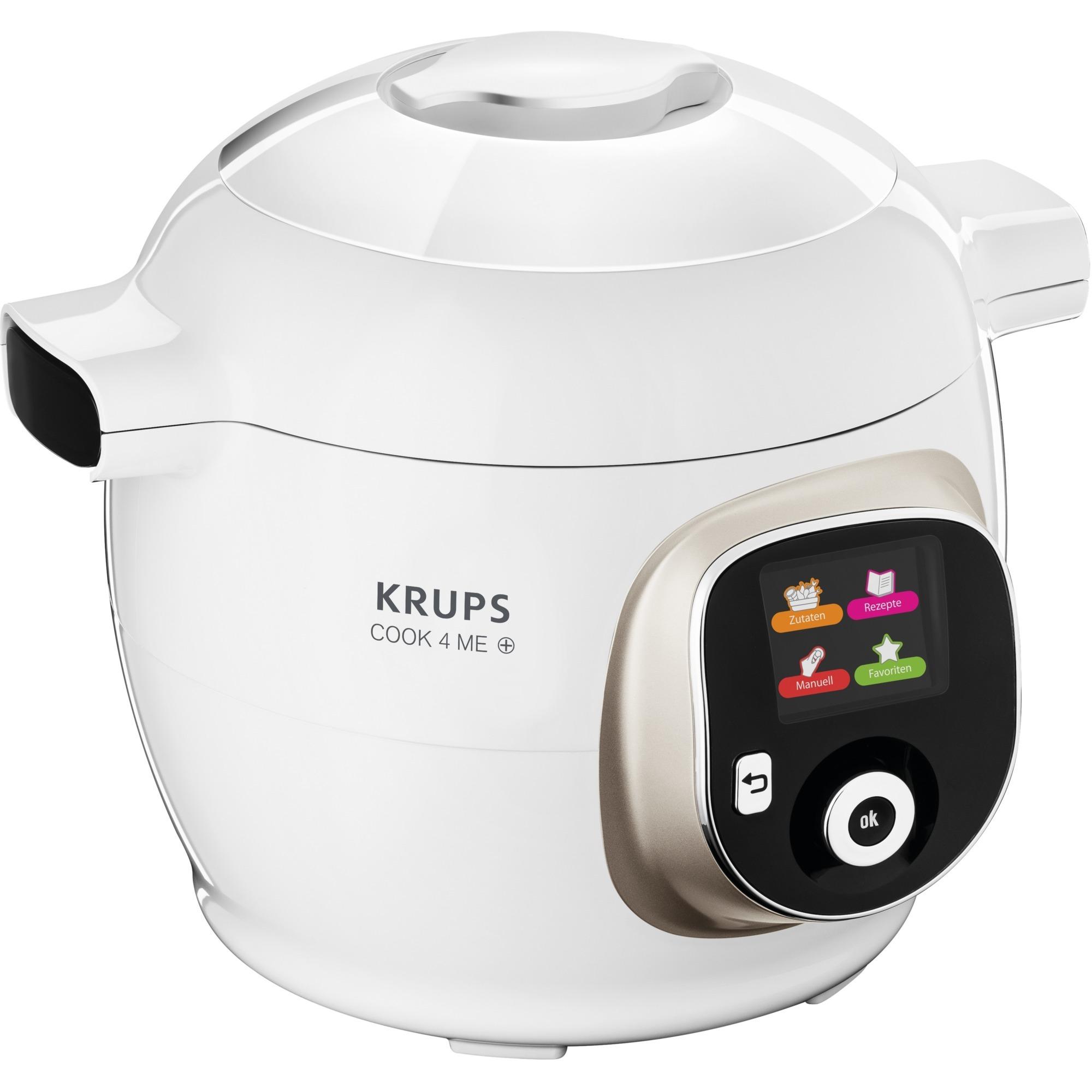 CZ 7101 6L 1200W Gris, Blanco olla multi-cocción, Cocina multi