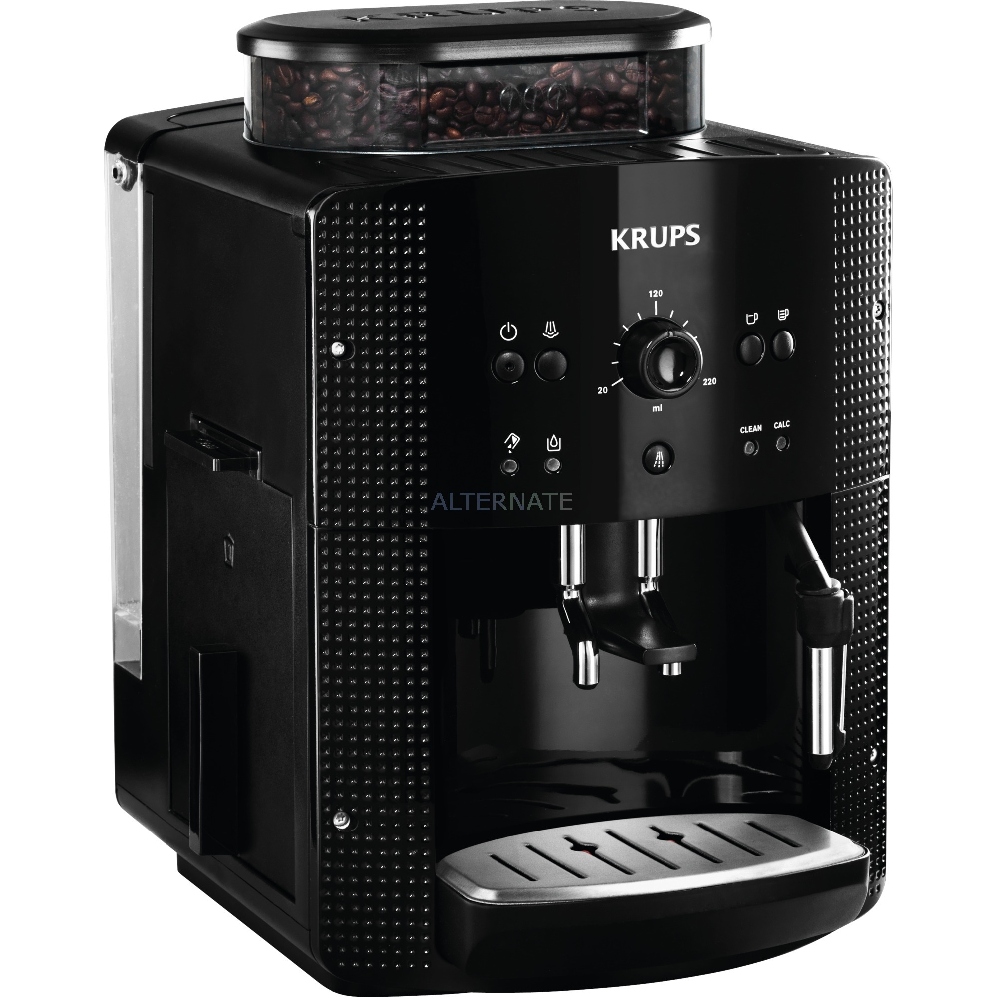 EA8108 cafetera eléctrica Encimera Máquina espresso 1,8 L Totalmente automática, Superautomática