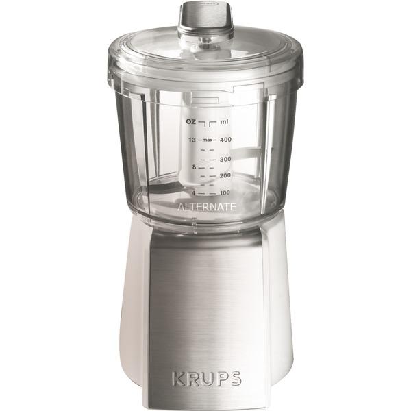 GVA 241 400W Plata, Color blanco robot de cocina, Trituradora