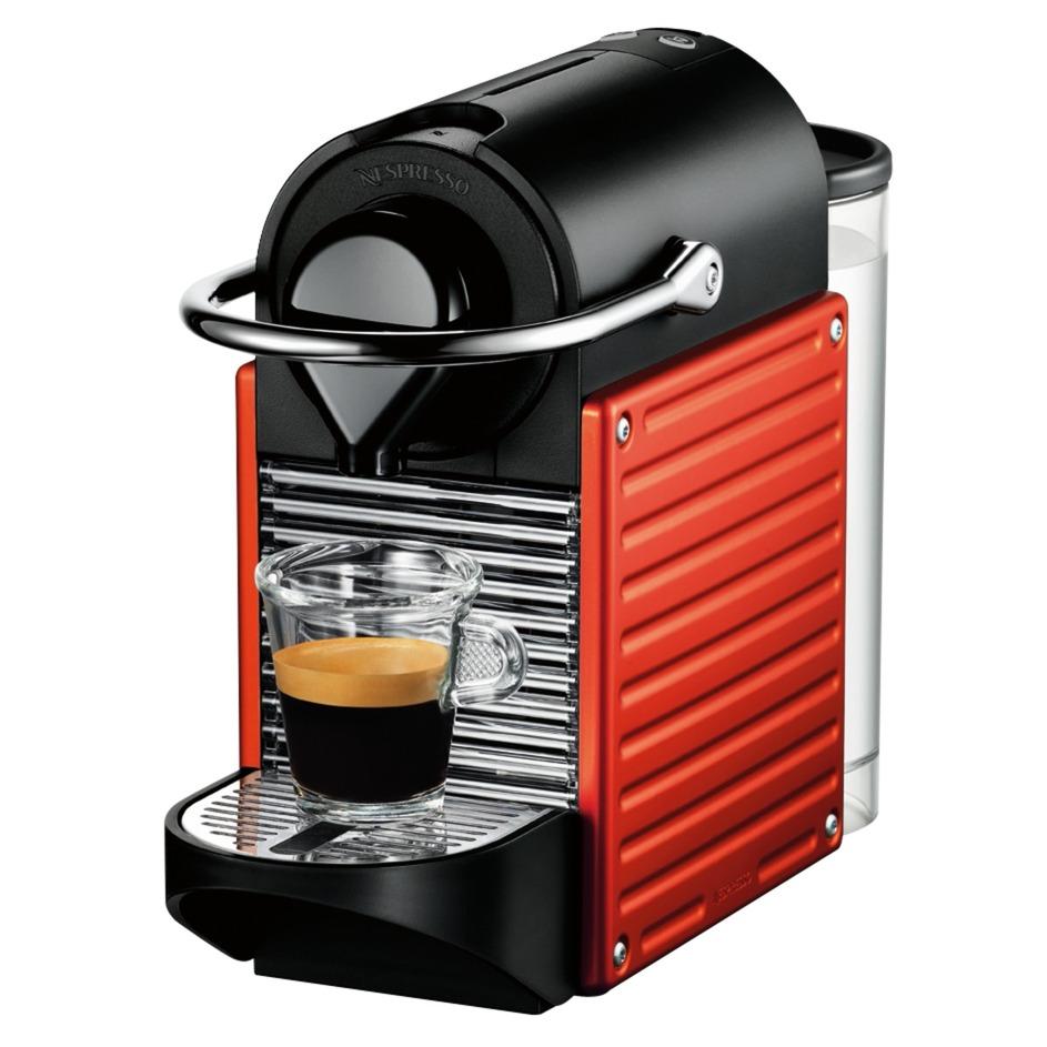 Nespresso Pixie, Cafetera de cápsulas
