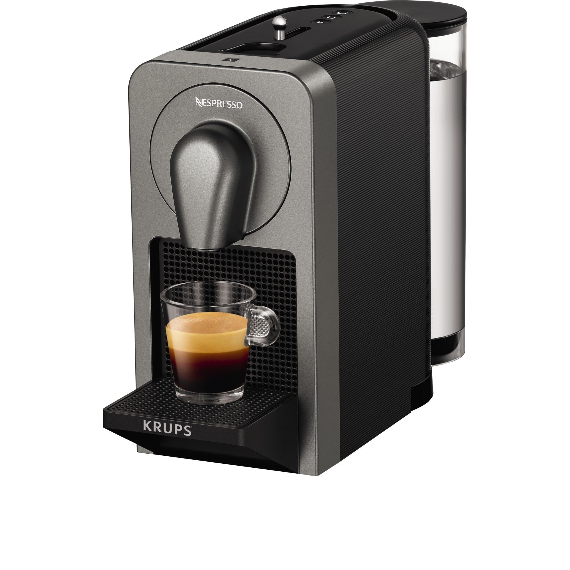 Nespresso Prodigio, Cafetera de cápsulas