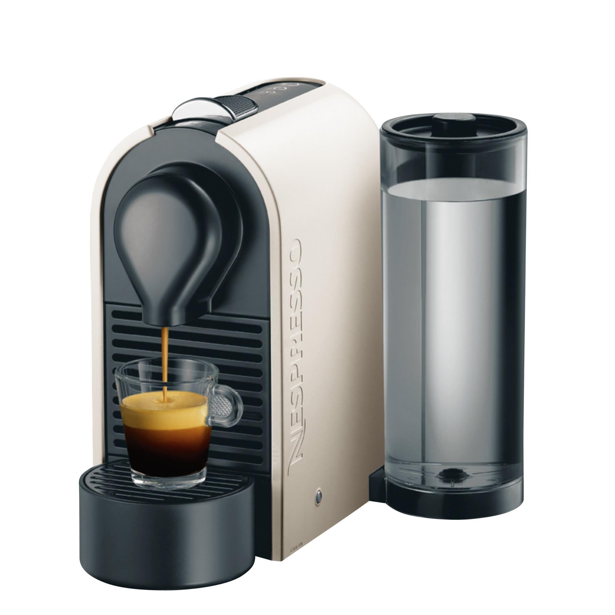 Nespresso U, Cafetera de cápsulas