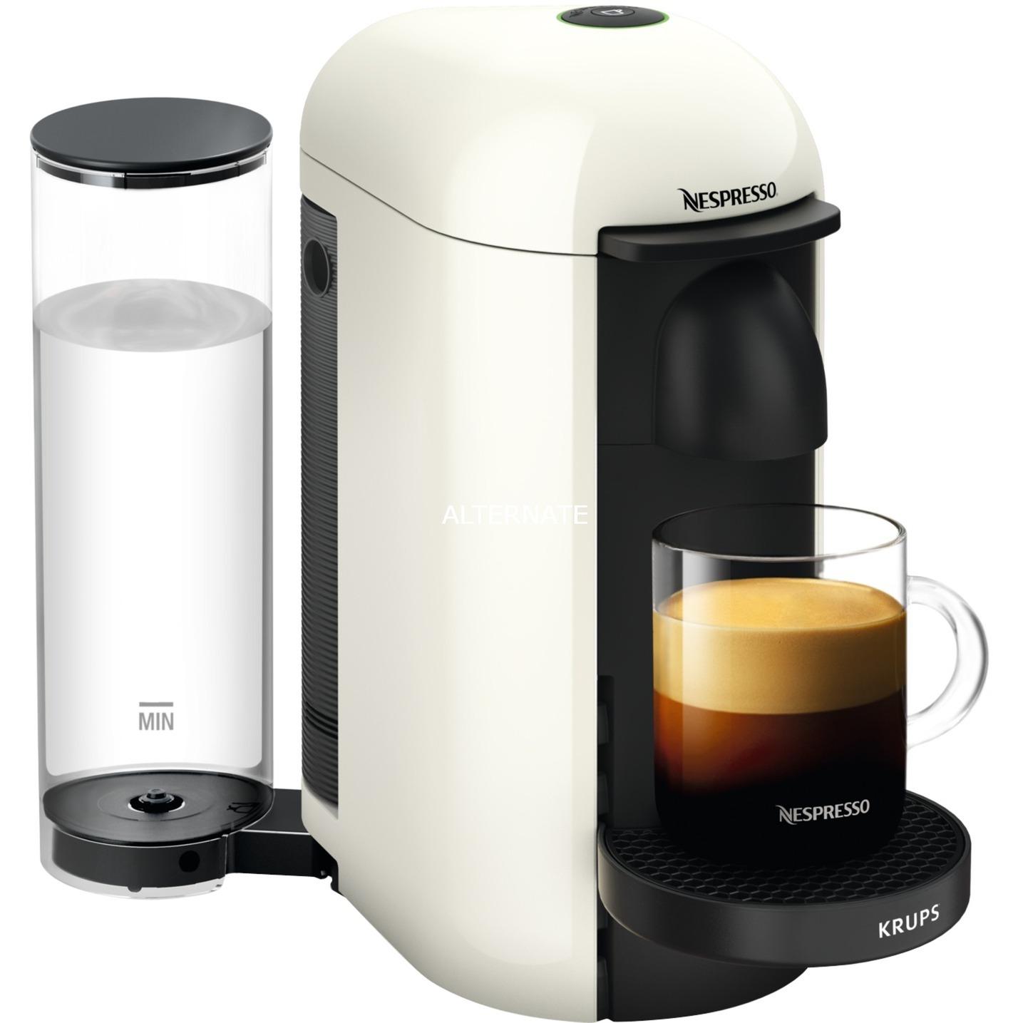 Nespresso VertuoPlus XN9031, Cafetera de cápsulas