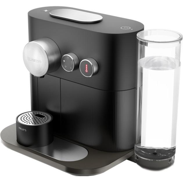 XN6008 Independiente Máquina de café en cápsulas 1.2L Negro cafetera eléctrica, Cafetera de cápsulas
