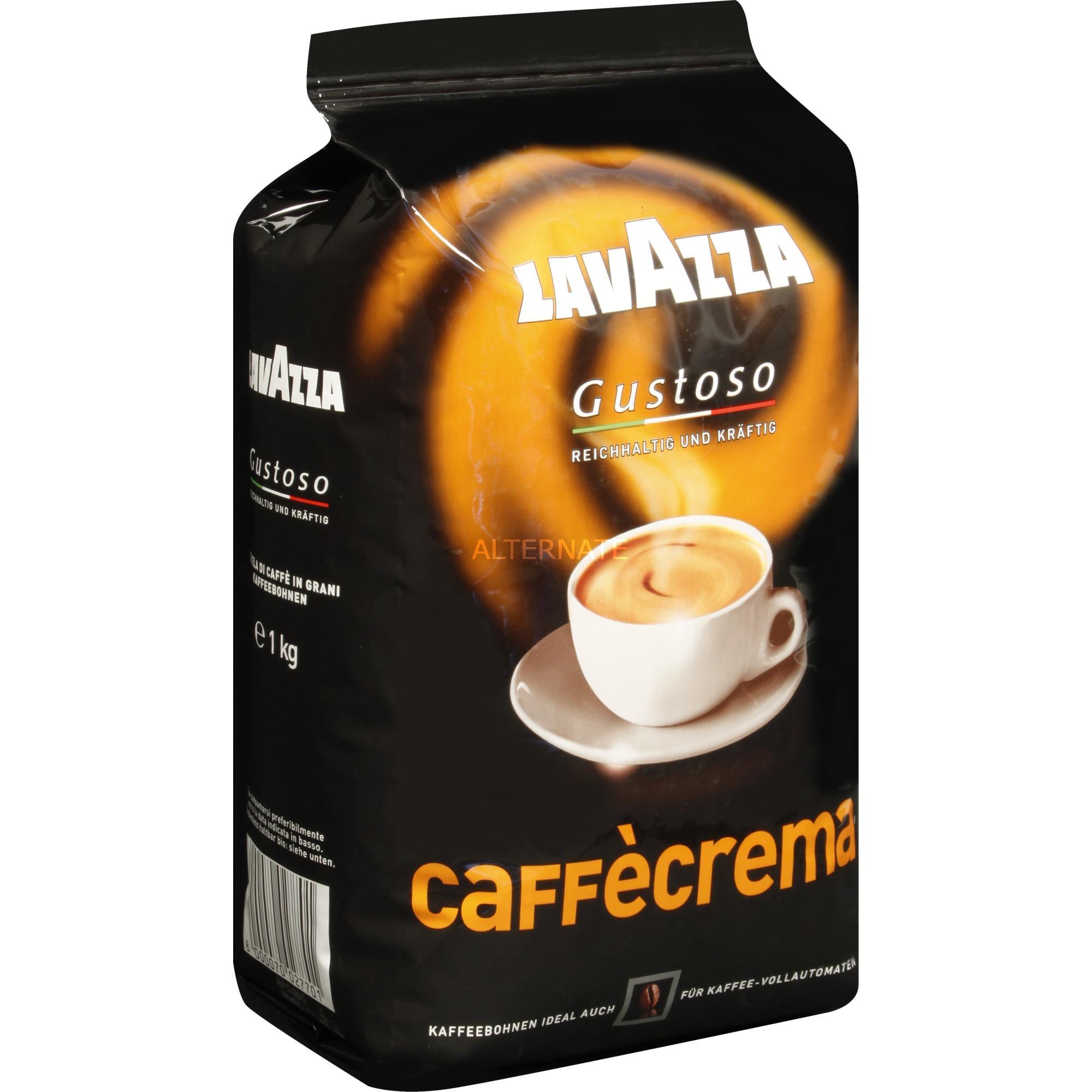 Caffè Crema Gustoso 1kg 1000g, Café