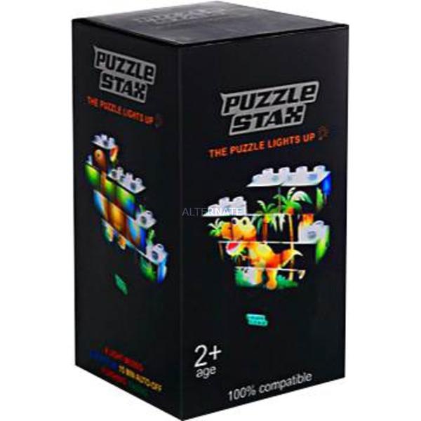 Junior Puzzle (Dino Edition), Juegos de construcción