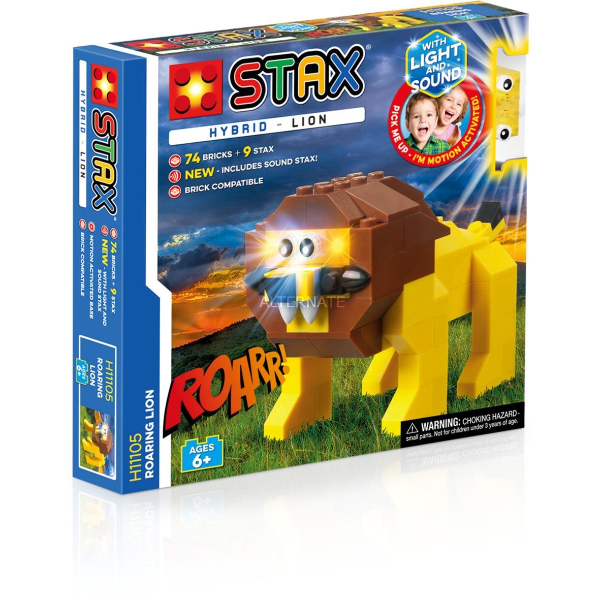 Roaring Lion, Juegos de construcción