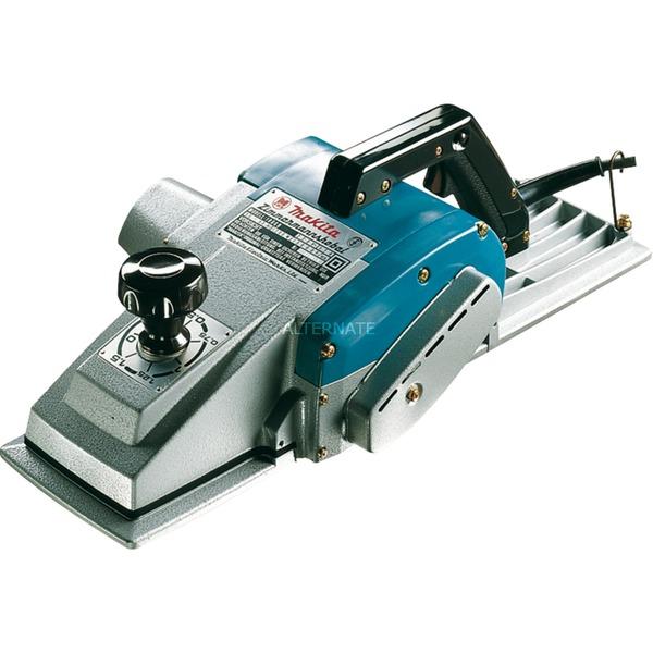 1806B cepilladora eléctrica 1200 W 15000 RPM Negro, Verde, Gris, Cepillo eléctrico