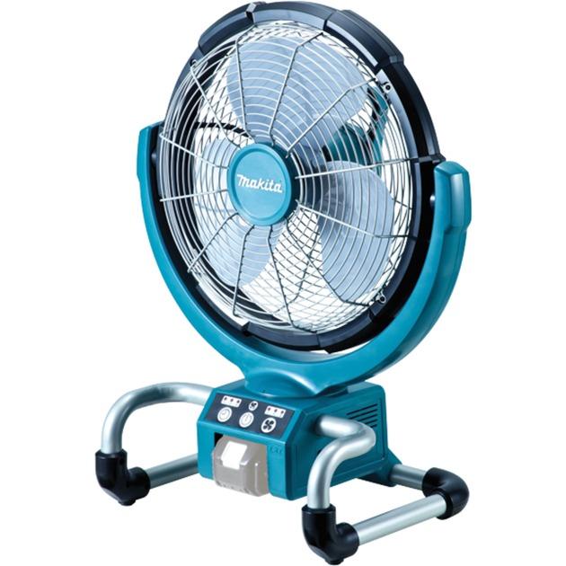 DCF300Z ventilador Negro, Azul