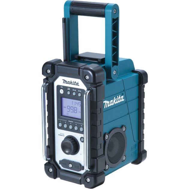 DMR107 Portátil Negro, Turquesa radio