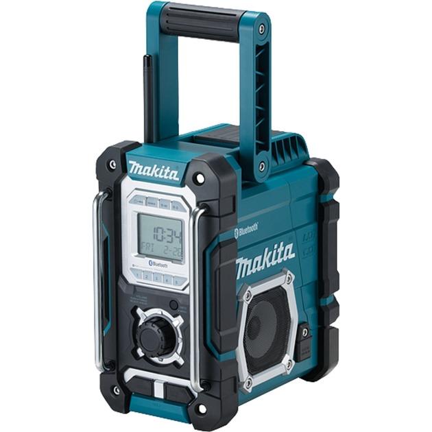 DMR108 Portátil Negro, Azul radio