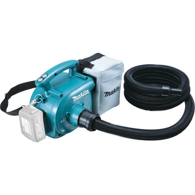 DVC350Z Negro, Azul, Gris extractor de polvo, Aspiradora de mano