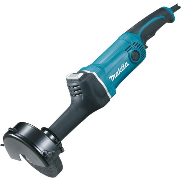 GS6000 5600RPM 750W Azul, Gris amoladora recta