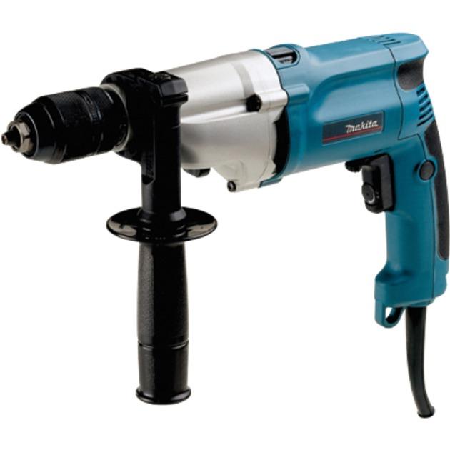 HP2051J taladro eléctrico Negro, Azul 2900 RPM 720 W 2,5 kg, Taladradora de impacto